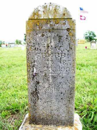 GRUBB GARRISON, KETURAH A. - Benton County, Arkansas | KETURAH A. GRUBB GARRISON - Arkansas Gravestone Photos