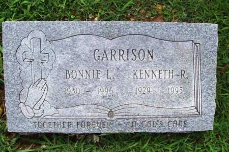 GARRISON, KENNETH R. - Benton County, Arkansas | KENNETH R. GARRISON - Arkansas Gravestone Photos