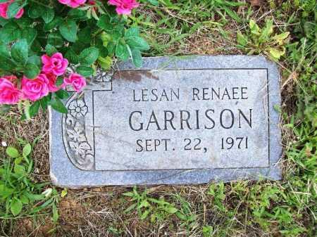 GARRISON, LESAN RENAEE - Benton County, Arkansas | LESAN RENAEE GARRISON - Arkansas Gravestone Photos