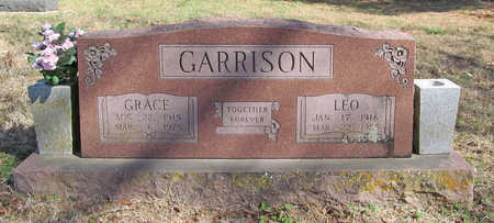 GARRISON, LEO - Benton County, Arkansas | LEO GARRISON - Arkansas Gravestone Photos