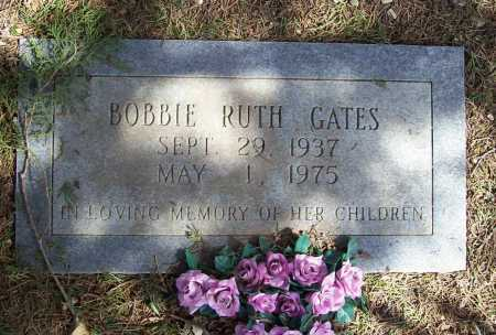 GLOVER GATES, BOBBIE RUTH (1) - Benton County, Arkansas | BOBBIE RUTH (1) GLOVER GATES - Arkansas Gravestone Photos