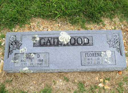 GATEWOOD, FLORENCE M. - Benton County, Arkansas | FLORENCE M. GATEWOOD - Arkansas Gravestone Photos