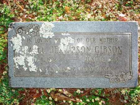 GIBSON, HAZEL - Benton County, Arkansas | HAZEL GIBSON - Arkansas Gravestone Photos