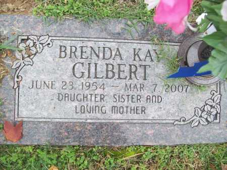 GILBERT, BRENDA KAY - Benton County, Arkansas | BRENDA KAY GILBERT - Arkansas Gravestone Photos