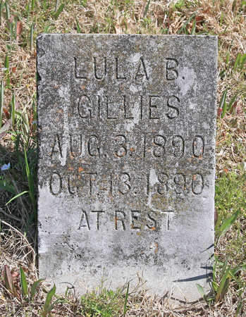 GILLIES, LULA B - Benton County, Arkansas | LULA B GILLIES - Arkansas Gravestone Photos