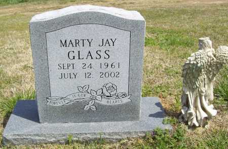 GLASS, MARTY JAY - Benton County, Arkansas | MARTY JAY GLASS - Arkansas Gravestone Photos