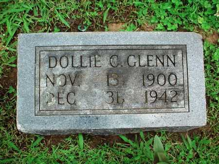 GLENN, DOLLIE C. - Benton County, Arkansas | DOLLIE C. GLENN - Arkansas Gravestone Photos
