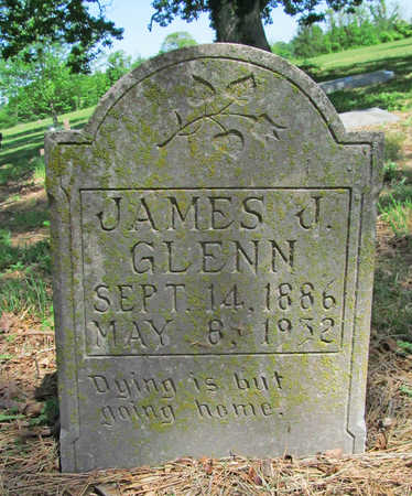 GLENN, JAMES J - Benton County, Arkansas | JAMES J GLENN - Arkansas Gravestone Photos