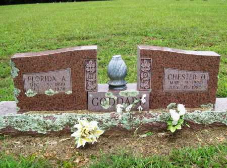 GODDARD, FLORIDA A. - Benton County, Arkansas | FLORIDA A. GODDARD - Arkansas Gravestone Photos