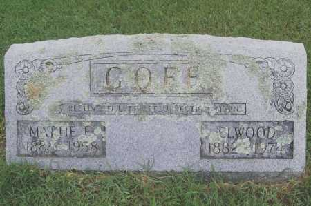 GOFF, MATTIE E. - Benton County, Arkansas | MATTIE E. GOFF - Arkansas Gravestone Photos