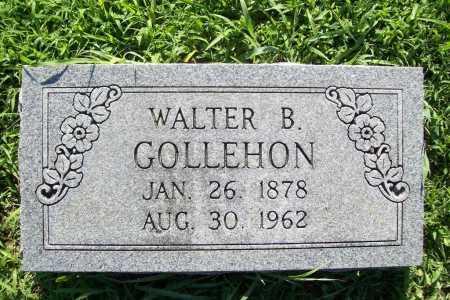 GOLLEHON, WALTER B. - Benton County, Arkansas | WALTER B. GOLLEHON - Arkansas Gravestone Photos