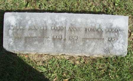 GOOD, HUGH BENNETT - Benton County, Arkansas | HUGH BENNETT GOOD - Arkansas Gravestone Photos