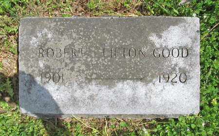 GOOD (VETERAN WWI), ROBERT CLIFTON - Benton County, Arkansas | ROBERT CLIFTON GOOD (VETERAN WWI) - Arkansas Gravestone Photos