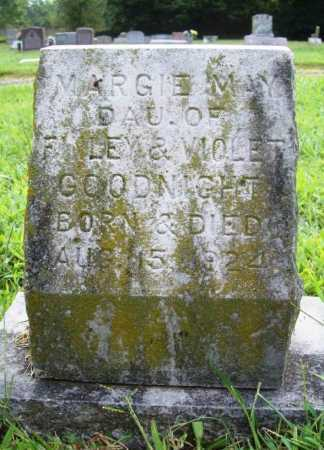 GOODNIGHT, MARGIE MAY - Benton County, Arkansas | MARGIE MAY GOODNIGHT - Arkansas Gravestone Photos