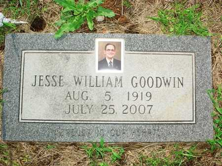 GOODWIN, JESSE WILLIAM - Benton County, Arkansas | JESSE WILLIAM GOODWIN - Arkansas Gravestone Photos