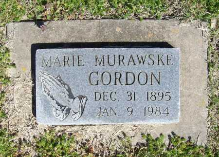 GORDON, MARIE - Benton County, Arkansas | MARIE GORDON - Arkansas Gravestone Photos