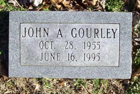 GOURLEY, JOHN A. - Benton County, Arkansas | JOHN A. GOURLEY - Arkansas Gravestone Photos