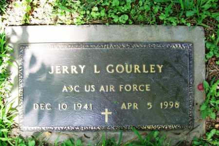 GOURLEY (VETERAN), JERRY L. - Benton County, Arkansas | JERRY L. GOURLEY (VETERAN) - Arkansas Gravestone Photos