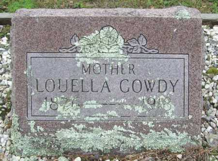 GOWDY, LOUELLA - Benton County, Arkansas | LOUELLA GOWDY - Arkansas Gravestone Photos