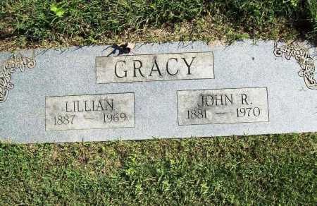 GRACY, JOHN R. - Benton County, Arkansas | JOHN R. GRACY - Arkansas Gravestone Photos
