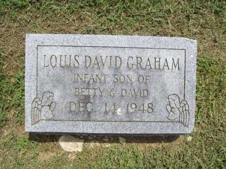 GRAHAM, LOUIS DAVID - Benton County, Arkansas | LOUIS DAVID GRAHAM - Arkansas Gravestone Photos