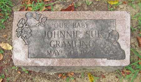 GRAMLING, JOHNNIE SUE - Benton County, Arkansas | JOHNNIE SUE GRAMLING - Arkansas Gravestone Photos