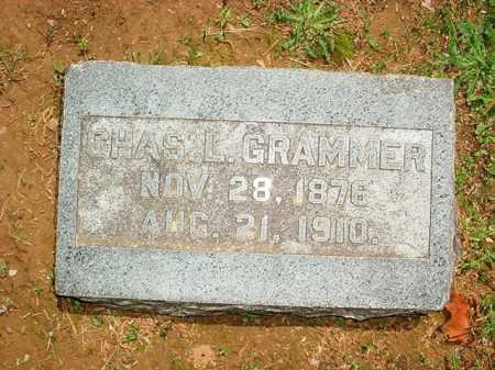 GRAMMER, CHARLES L. - Benton County, Arkansas | CHARLES L. GRAMMER - Arkansas Gravestone Photos