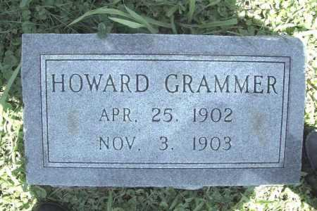 GRAMMER, HOWARD - Benton County, Arkansas | HOWARD GRAMMER - Arkansas Gravestone Photos