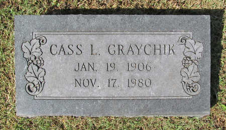 GRAYCHIK, CASS L - Benton County, Arkansas | CASS L GRAYCHIK - Arkansas Gravestone Photos
