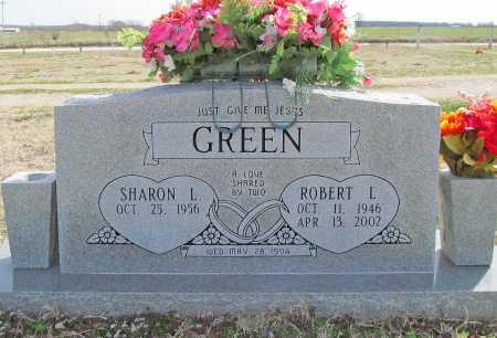 GREEN, ROBERT LUCAS - Benton County, Arkansas | ROBERT LUCAS GREEN - Arkansas Gravestone Photos