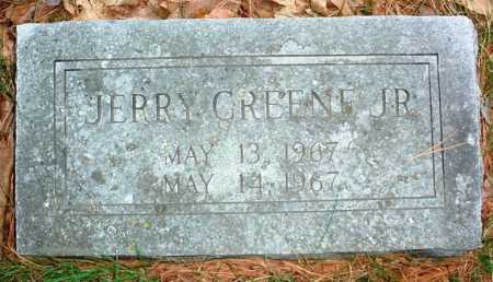 GREENE, JR., JERRY - Benton County, Arkansas | JERRY GREENE, JR. - Arkansas Gravestone Photos