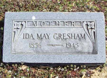 GRESHAM, IDA MAY - Benton County, Arkansas | IDA MAY GRESHAM - Arkansas Gravestone Photos