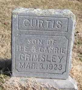 GRIMSLEY, CURTIS - Benton County, Arkansas | CURTIS GRIMSLEY - Arkansas Gravestone Photos