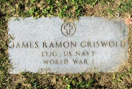GRISWOLD (VETERAN WWI), JAMES RAMON - Benton County, Arkansas | JAMES RAMON GRISWOLD (VETERAN WWI) - Arkansas Gravestone Photos