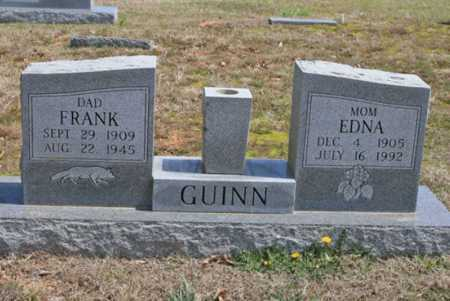 GUINN, FRANK (2) - Benton County, Arkansas | FRANK (2) GUINN - Arkansas Gravestone Photos
