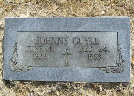 GUYLL, JOHNNY - Benton County, Arkansas | JOHNNY GUYLL - Arkansas Gravestone Photos