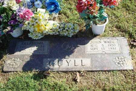 GUYLL, DELAHOMA - Benton County, Arkansas | DELAHOMA GUYLL - Arkansas Gravestone Photos