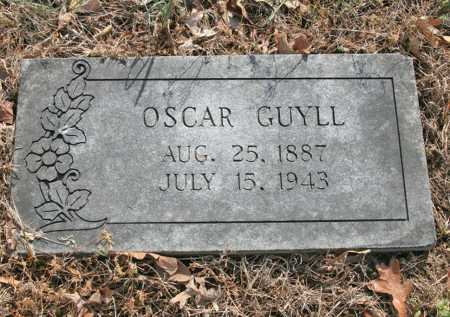 GUYLL, OSCAR - Benton County, Arkansas | OSCAR GUYLL - Arkansas Gravestone Photos