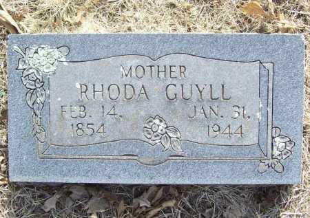 GUYLL, RHODA - Benton County, Arkansas | RHODA GUYLL - Arkansas Gravestone Photos