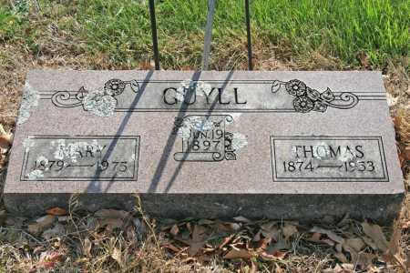 GUYLL, THOMAS - Benton County, Arkansas | THOMAS GUYLL - Arkansas Gravestone Photos