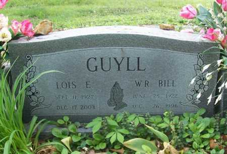GUYLL, LOIS E. - Benton County, Arkansas | LOIS E. GUYLL - Arkansas Gravestone Photos