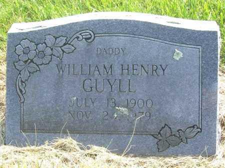GUYLL, WILLIAM HENRY - Benton County, Arkansas | WILLIAM HENRY GUYLL - Arkansas Gravestone Photos