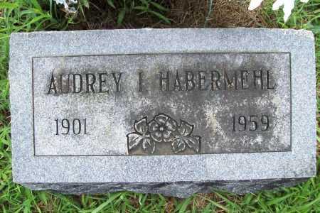 HABERMEHL, AUDREY I. - Benton County, Arkansas | AUDREY I. HABERMEHL - Arkansas Gravestone Photos