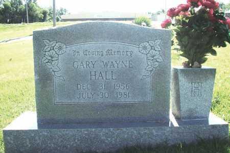 HALL, GARY WAYNE - Benton County, Arkansas | GARY WAYNE HALL - Arkansas Gravestone Photos