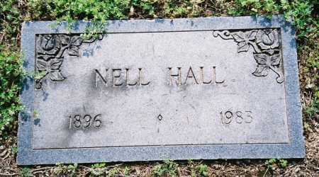 HALL, NELL - Benton County, Arkansas | NELL HALL - Arkansas Gravestone Photos