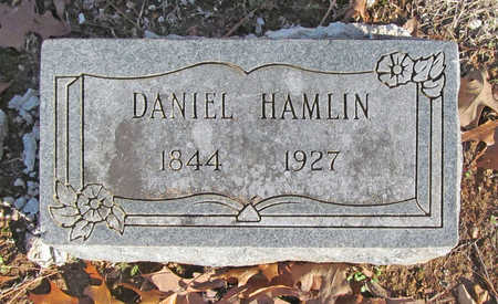 HAMLIN, DANIEL - Benton County, Arkansas | DANIEL HAMLIN - Arkansas Gravestone Photos