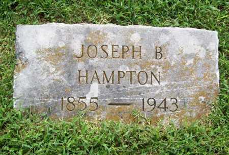 HAMPTON, JOSEPH B. - Benton County, Arkansas | JOSEPH B. HAMPTON - Arkansas Gravestone Photos