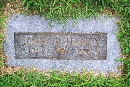HANEY, JOHN B. - Benton County, Arkansas | JOHN B. HANEY - Arkansas Gravestone Photos