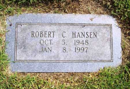 HANSEN, ROBERT C. - Benton County, Arkansas | ROBERT C. HANSEN - Arkansas Gravestone Photos