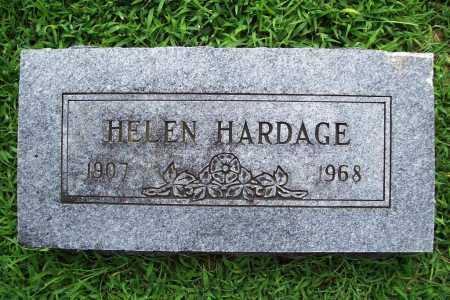 HARDAGE, HELEN - Benton County, Arkansas | HELEN HARDAGE - Arkansas Gravestone Photos